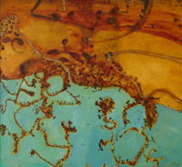 John Olsen Savill Galleries